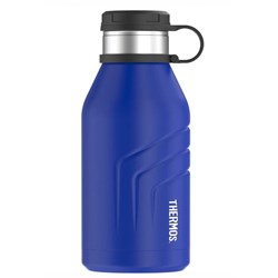 Thermos ELEMENT5 Vacuum Insulated Beverage Bottle w/Screw Top Lid - 32oz - Blue