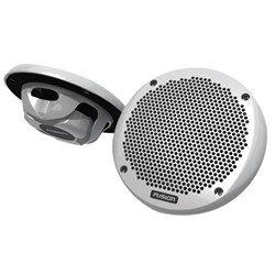 "FUSION 6"" Shallow Mount Speaker - 150W - White - *Case of 6-Pairs"