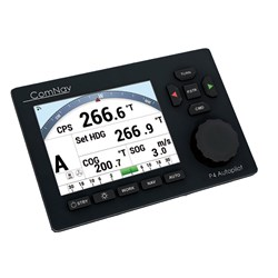 ComNav P4 Color Pack - Magnetic Compass Sensor & Rotary Feedback for Commercial Boats *Deck Mount Bracket Optional