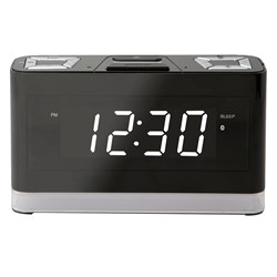 iLive Platinum Voice Activated Clock w/Amazon Alexa