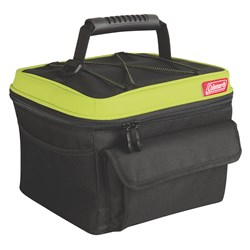 Coleman 10 Can Rugged Lunch Box - Black