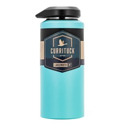 Camco Currituck Wide Mouth Beverage Bottle - 24oz - Seafoam