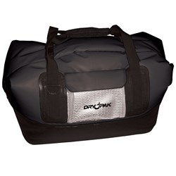 Dry Pak Waterproof Duffel Bag - Black - Large