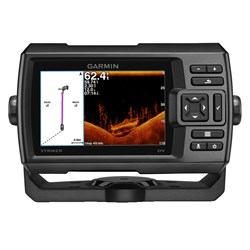 Garmin STRIKER™ 5dv Fishfinder w/GT20 Transom Mount Transducer *Remanufactured