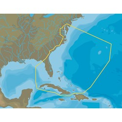C-MAP 4D NA-063 Chesapeake Bay to Cuba - microSD™/SD™