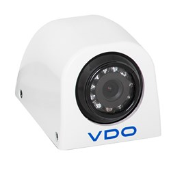 VDO 120° White Side View Camera - Small