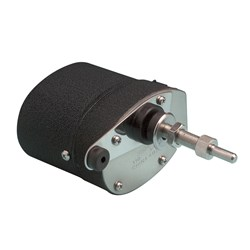 "Marinco Wiper Motor, STD, 12V, 2.5"" Shaft - 80°"