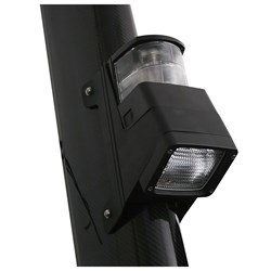 Hella Marine Halogen 8504 Series Masthead/Floodlight Lamp - Black