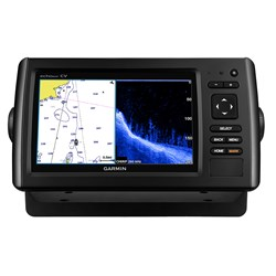 Garmin echoMAP™ CHIRP 74cv w/CV-23 *Remanufactured