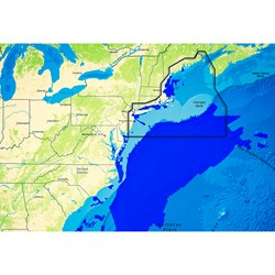C-MAP Reveal - US Atlantic - New York to MA Cape Cod, Long Island & Hudson River