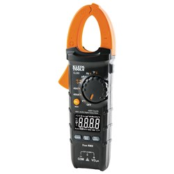 Klein Tools AC/DC Digital Clamp Meter - 400A Auto-Ranging
