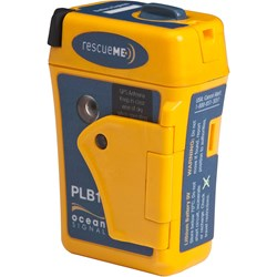 Ocean Signal RescueME PLB1 Personal Locator Beacon w/7-Year Battery Storage Life