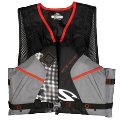Stearns 2220 Comfort Series™ Adult Life Vest PFD - Black - X-Large