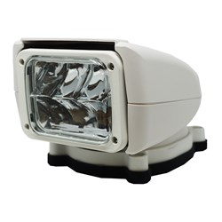 ACR RCL-85 White LED Searchlight w/Wireless Remote Control - 12/24V