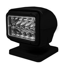 ACR RCL-95 Black LED Searchlight w/Wired/Wireless Remote Control - 12/24V