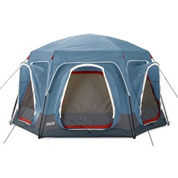 Coleman 6-Person Connectable Tent w/Fast Pitch Setup - Blue