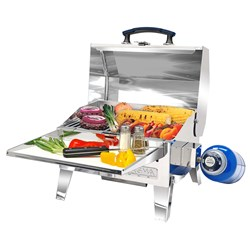 Magma Rio Adventurer Marine Series Grill - 9x12 in. (22.9x30.5 cm) Cooking Grate Size