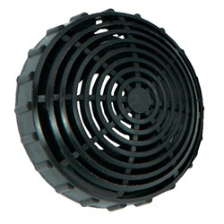 Johnson Pump Intake Filter - Round - Plastic