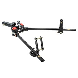 Camco Eaz-Lift Trekker 1,200 Weight Distribution Hitch w/Progressive Sway Control