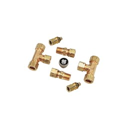 Uflex Fittings Kit f/Autopilot or Second Station Kit
