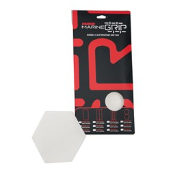 Harken Marine Grip Tape - Honeycomb - Translucent White - 12 Pieces