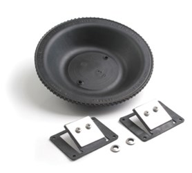 Diaphragm - Edson Hypalon Spares Kit - Bone Dry Side Inlet