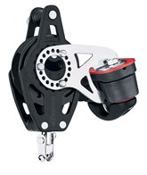 Harken BLK-57MM CARB RATCHET W/CAM,BK