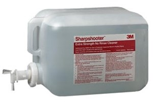 3M Sharpshooter Extra Strength No Rinse Cleaner 5 Gallon