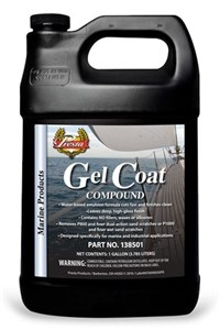 Presta Gel Coat Compound Gallon
