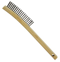 "14"" Stainless Steel Wire Brush"
